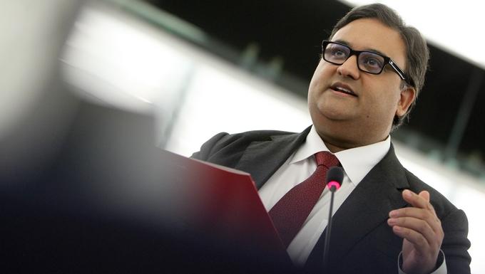 Claude Moraes (c) Parlement européen