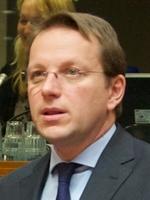 Olivér Várhelyi - Crédits : Christos Dogas / Conseil de l'UE