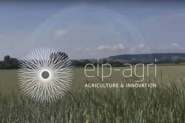 Capture écran de la vidéo de présentation du Groupe opérationnel BIOBO (amélioration du rendement du sol par la fertilisation organique), financé dans le cadre du Partenariat européen pour l'innovation - Agriculture - Crédits :  Youtube EIP-AGRI Service Point