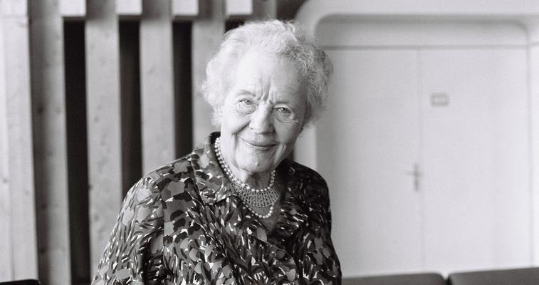 Louise Weiss (1980) - Crédits : Parlement européen