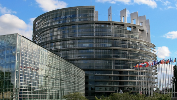 Siège du Parlement à Strasbourg (c) Parlement européen