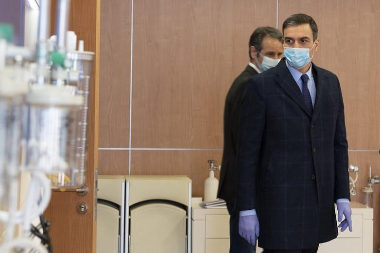 Le Premier ministre espagnol, Pedro Sanchez, a reconnu l'efficacité du confinement face au ralentissement de l'épidémie dans son pays - Crédits : Flickr La Moncloa - Gobierno de España / CC BY-NC-ND 2.0