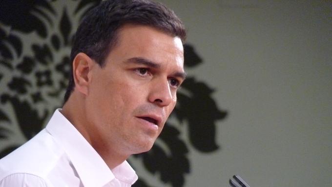 Pedro Sanchez à Merida