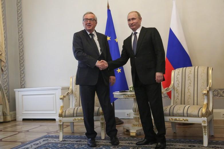 Juncker-Poutine