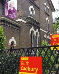 QG de campagne du Parti travailliste à Brentford et Isleworth