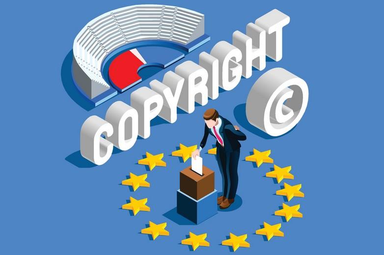 La directive européenne sur le droit d'auteur a suscité de nombreux débats avant d'être définitivement adoptée en avril 2019