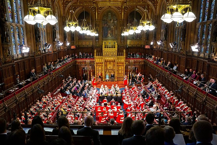 Royaume-Uni : l'agenda politique de Boris Johnson
