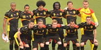 Equipe Belgique Football