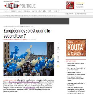 Article Libération 13/05/14