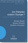 Les Français contre l'Europe ? © Presses de Sciences Po