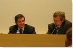 Jean-Pierre Jouyet et Renaud Dehousse (DR)