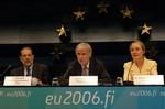 © Conférence de presse (Conseil de l'UE) - Secrétariat général du gouvernement - 2006