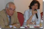 Alain Terrenoire, Sylvie Goulard - DR