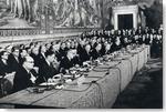 Signature du Traité de Rome - © Communauté européenne, 2007