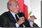 Valéry Giscard d'Estaing - DR