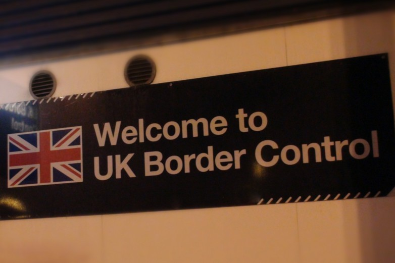 Douanes britanniques