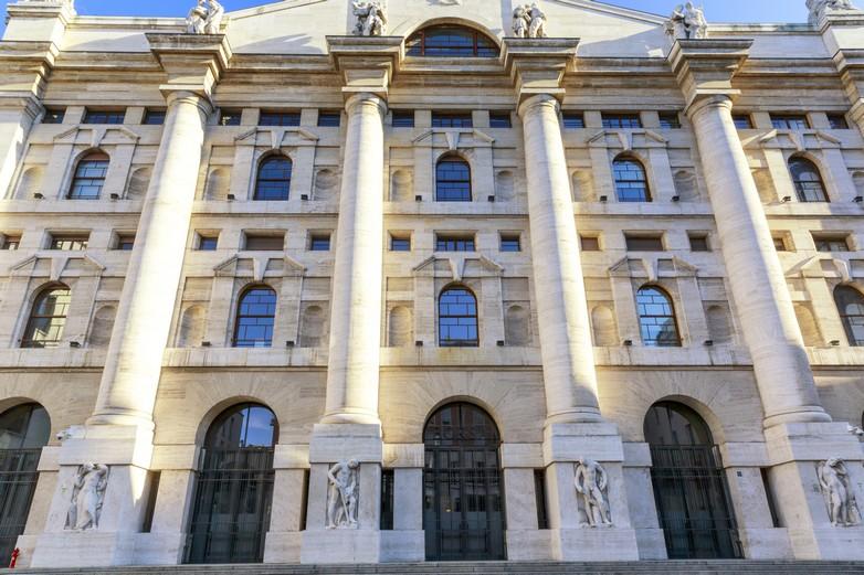 Le Borsa Italiana, place boursière italienne