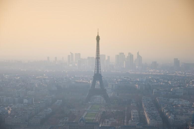 La pollution atmosphérique à Paris