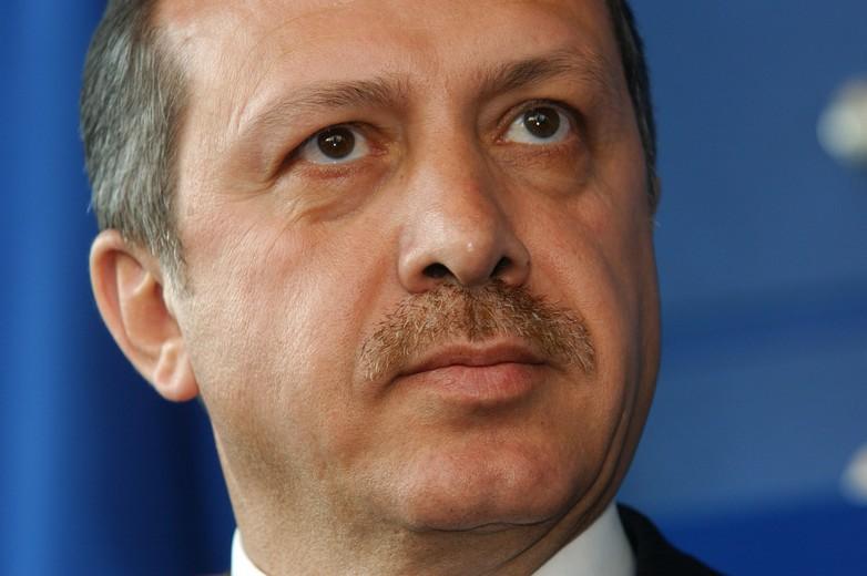 Recep Tayyip Erdogan, président de la Turquie
