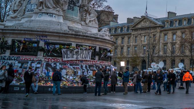 Place de la République - Paris