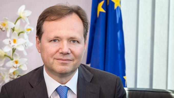 Roberto Viola (DG Connect) (c) Commission européenne