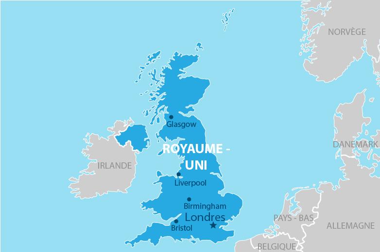 le royaume uni