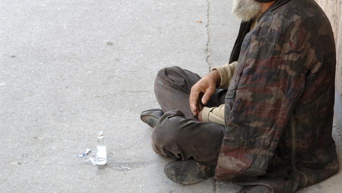 Les sans-abris en Europe