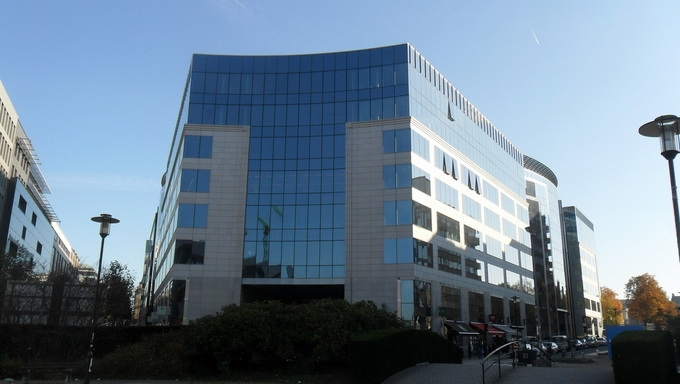 Bâtiment du Service européen pour l'action extérieure Mogherini SEAE