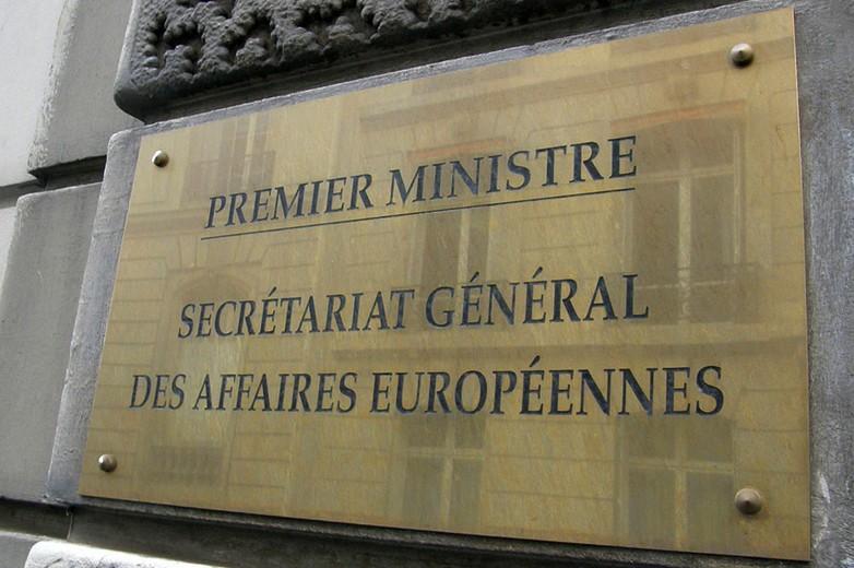 Le Secrétariat général des affaires européennes (SGAE)
