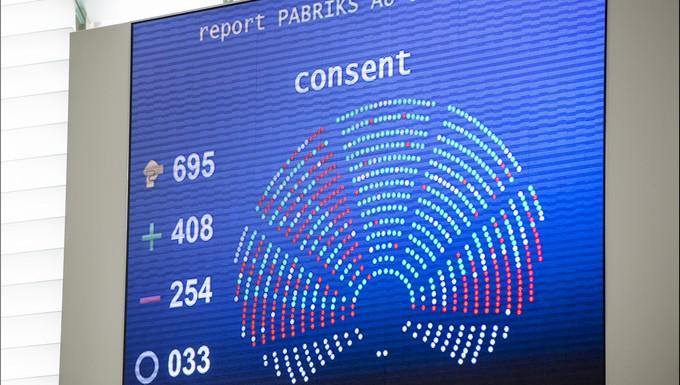 Tableau vote CETA
