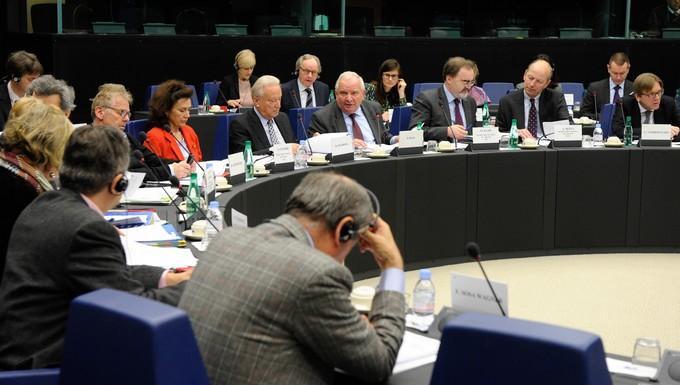 Conférence des présidents à Strasbourg jeudi 16 janvier
