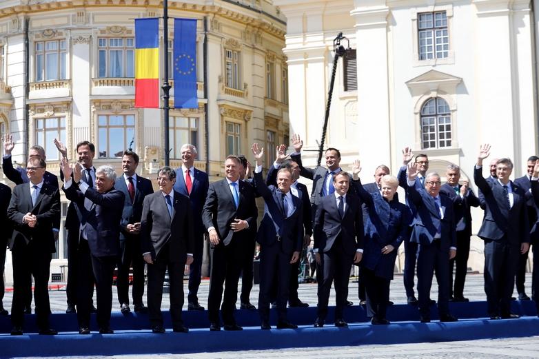 Sibiu : la déclaration des 27