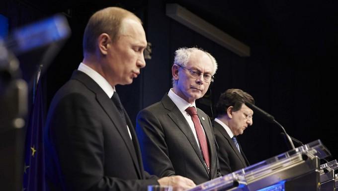 Sommet UE- Russie décembre 2012