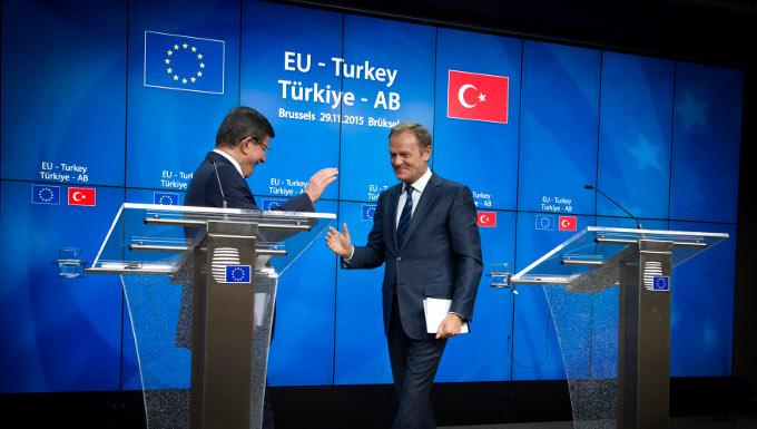 Sommet UE - Turquie