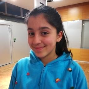 Soujoud, 12 ans