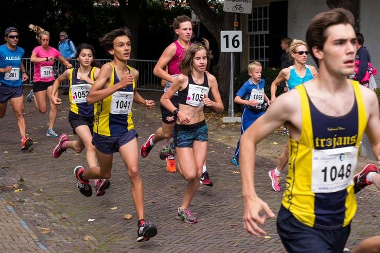 Course à pied aux Pays-Bas