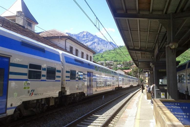 Station de Bardonecchia