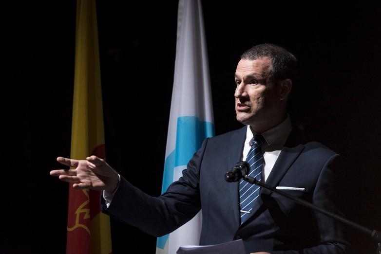 Stéphane Lopez, Représentant permanent de l'Organisation internationale de la francophonie auprès de l'Union européenne