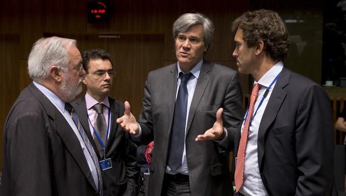 Stéphane Le Foll ministre français agriculture Conseil OGM