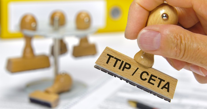 TTIP / CETA