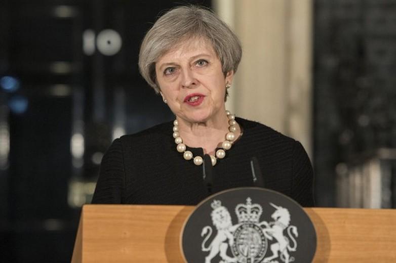 Le Live Tweet de Toute l'Europe du discours de Theresa May