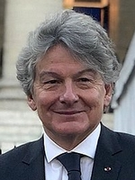 Thierry Breton - Crédits : compte Twitter @ThierryBreton