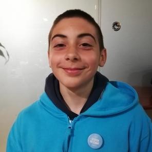 Thomas, 12 ans