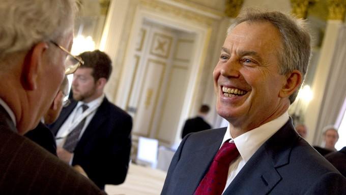 Tony Blair février 2011