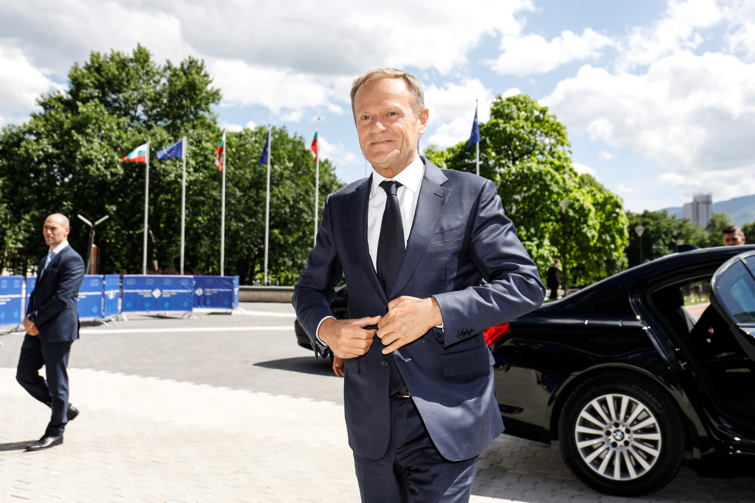 Donald Tusk, président du Conseil européen.