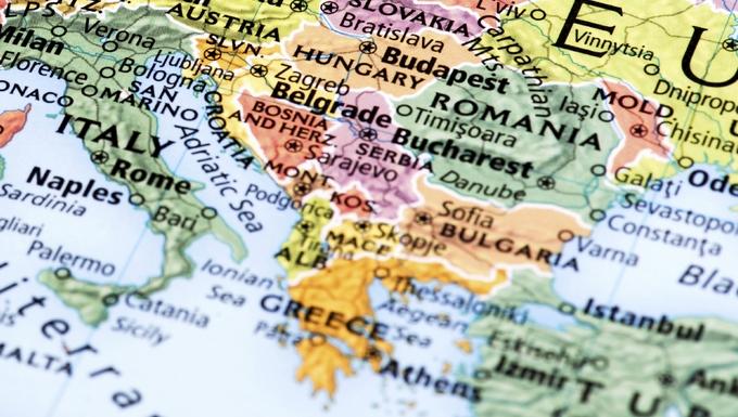 Route des Balkans - sommet UE-Turquie