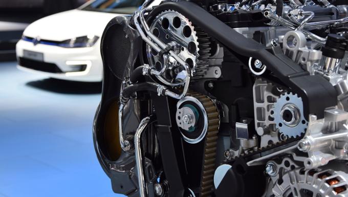Moteur Volkswagen génération 2015