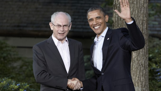 Van Rompuy Obama