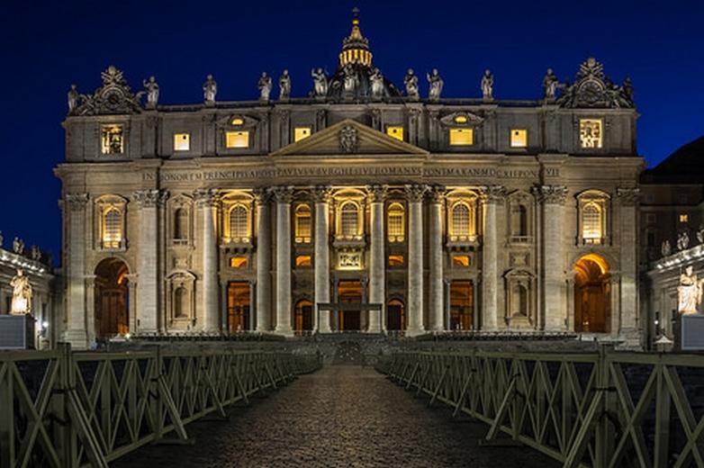 Basilique Saint-Pierre au Vatican - Crédits : Kai Lehmann / Flickr