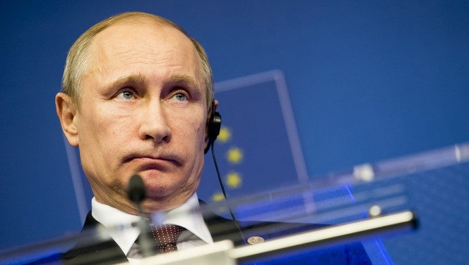 Vladimir Poutine UE Ukraine